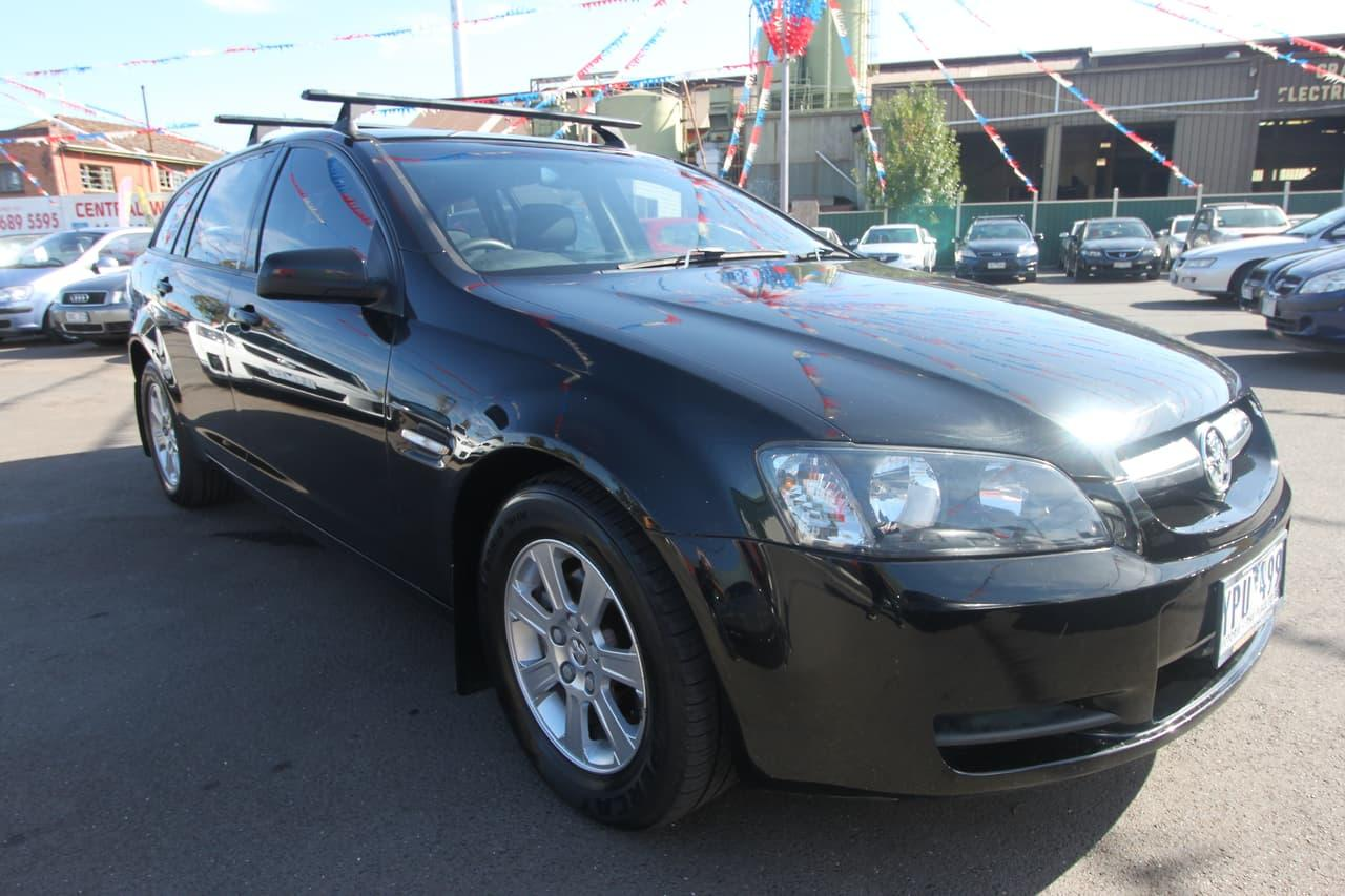 2008 Holden COMMODORE VE OMEGA